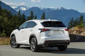 lexus nx used car for sale 2015 lexus nx 200t nx 300h first drive motor trend