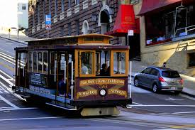 San Francisco Cable Cars Map by The Cable Car History Of San Francisco San Francisco To Do