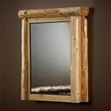 Rustic Bathroom Medicine Cabinets by Rustic Bathroom Decor Log Bathroom Furniture And Barnwood