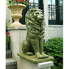 lion statues for sale design toscano ky71134 lion of florence statue