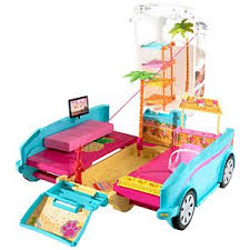 barbie pop camper cjt42 barbie