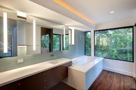 Unique Bathroom Mirrors by Unique Bathroom Mirror Ideas On The Wall With Small Green