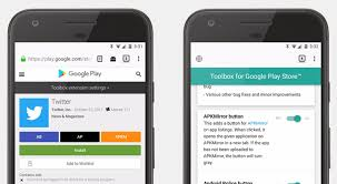 firefox for android toolbox for play store our web browser extension adds