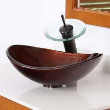 bathroom vessel sinks sink bowls on top of vanity white bowl