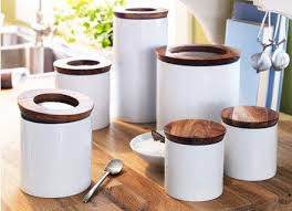 modern kitchen canisters 162 best canisters images on kitchen canisters
