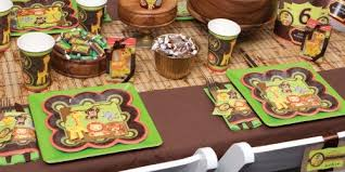 jungle themed baby shower jungle baby shower party supplies diabetesmang info