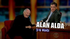 alan alda he exudes goodness 3 6 visits in chronological order
