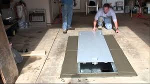 video 8 safe room installation flat safe tornado shelters youtube
