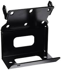 nissan frontier winch mount amazon com kfi products 101175 winch mount automotive