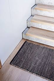Stair Protectors by Best 25 Wood Stair Treads Ideas On Pinterest Stair Treads Redo