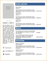 resume template best photos of timeline templates for word blank