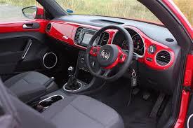 vw beetle design volkswagen beetle hatchback 2 0 tdi design 3d road test parkers