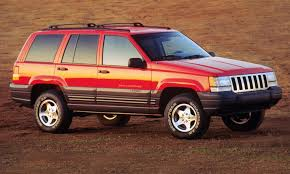 difference between jeep grand laredo and limited curbside 1995 jeep grand orvis edition