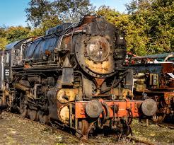 rusty train martin godfrey earl shilton camera club