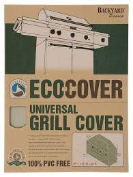 amazon com mr bar b q backyard basics eco cover pvc free