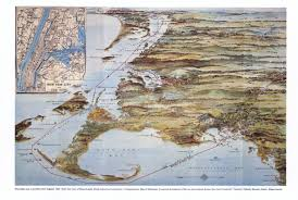 Map Of Boston Harbor by Historical Atlas Of Massachusetts