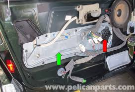 volvo v70 front window regulator replacement 1998 2007 pelican