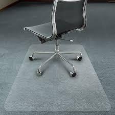 tapis de sol bureau protege sol pour chaise de bureau plaque protectrice pour