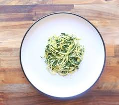 mike kale spinach and macadamia pesto pasta jacob s food diaries
