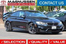 bmw mt view used bmw m4 for sale in mountain view ca edmunds