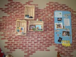 How To Paint A Faux Brick Wall - 109 best restaurant ideas images on pinterest furniture projects