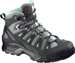 womens waterproof hiking boots sale s salomon hiking boots best price guarantee at s