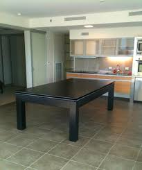 pool table dining room table combo remarkable pool table combo kitchen inspirational pool table dining