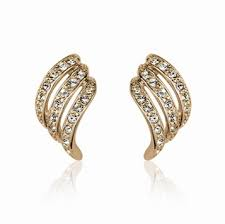 gold earrings studs 18k gold earrings studs best earring 2017