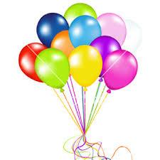 balloons delivery send dozen colorful balloons to noida online dozen colorful