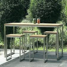 Patio Furniture Counter Height Table Sets Bar Height Patio Furniture Amazing Counter Height Patio Table Or