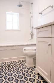 patterned tile bathroom tremendeous unique bathroom tile patterns cosy mosaic on floor
