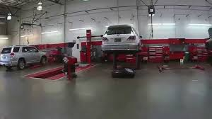 toyota dealer napa toyota dealership service department shop youtube