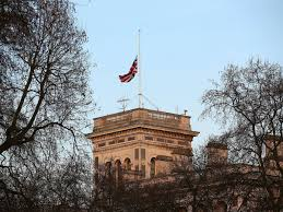 Flag Flown At Half Mast What Happens When Queen Elizabeth Ii Dies Business Insider