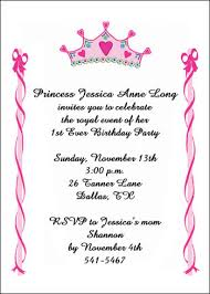 childrens birthday invitations for child party at invitations
