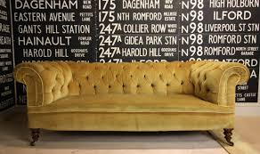 English Antique Th Century Chesterfield Sofa - Chesterfield sofa uk