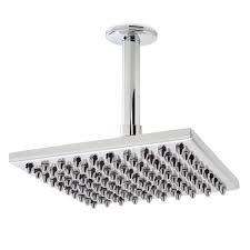 cubic ceiling mount shower bathroom