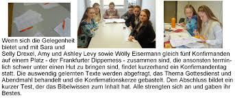 Diakonie Bad Kreuznach Konfirmandenarbeit U2013 Evangelische Schaustellerseelsorge