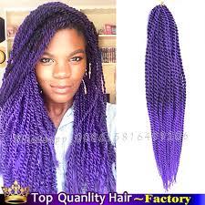 black hairstyles purple kanekalon senegalese twist hairstyles for black women kinky twist