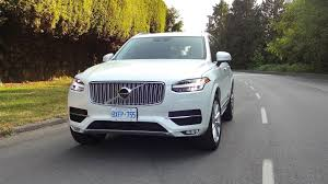 xc90 test drive 2016 volvo xc90 inscription test drive review