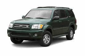 lexus vs toyota sequoia 2003 toyota sequoia new car test drive