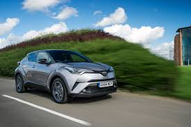 crossover toyota new toyota c hr 1 2 turbo petrol review auto express