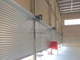 Excepcional Anportas | Portas de enrolar automáticas - de aço | Portas de enrolar #LX76