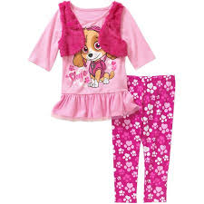purple paw patrol dress u0026 shorts toddler paw patrol