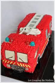 la cuisine de malou gateau anniversaire pompier maison design gteau camion pompier