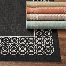 Suzanne Kasler Quatrefoil Border Indoor Outdoor Rug Suzanne Kasler Quatrefoil Border Indoor Outdoor Rug Ballard Designs