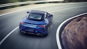 lexus lc 500 competition 2018 lexus lc 500 will have 477 horsepower