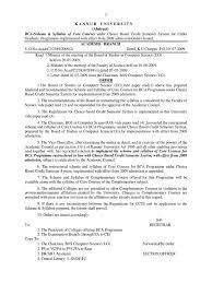 kannur university bca syllabus c programming language c