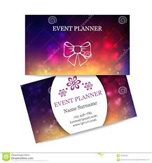 wedding planner business template template card design creative wedding planner business