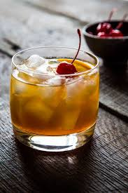 cranberry fashioned recipe thanksgiving recipes and beverage