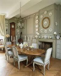 rustic country dining room mdf ashwood oak veneer material wall